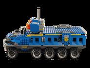 7066 Le QG de défense terrestre 7