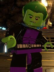 Beast Boy Lego Batman 3