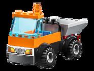 10750 Le camion de réparation des routes 4