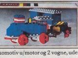 114 Small Push Train Set