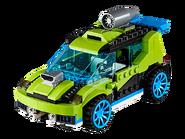 31074 La voiture de rallye