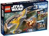Star Wars Super Pack 3 in 1 66396