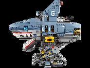 70656 Le requin mécanique de Garmadon 4