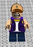 First hat dipper