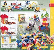 Katalog produktů LEGO® za rok 2005-29