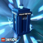 LEGO Dimensions Doctor Who 4