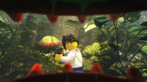 Εξερεύνηση της LEGO® City Ζούγκλας – Trailer