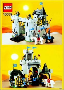 10039 Black Falcon's Fortress