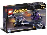 7779 The Batman Dragster: Catwoman Pursuit