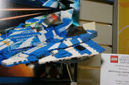 8093 Plo Koon's Starfighter 3