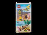850449 Minifigure Beach Accessory Pack