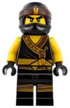 Cole (The LEGO Ninjago Movie)