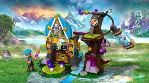 Elvendale School of Dragons - LEGO Elves - 41173 - Product Animation