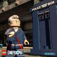 LEGO Dimensions Docteur