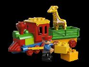 6144 Le train du zoo