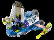 7593 Le vaisseau spatial de Buzz 3