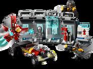 76167 L'armurerie d'Iron Man 3