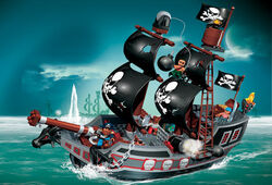 7880 Big Pirate Ship