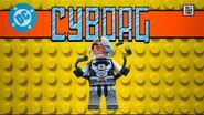 Comics Cyborg-S'évader de Gotham City
