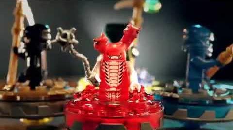 LEGO Ninjago Spinners Wave 3 by Testi Giocattoli Padova - www.testistore