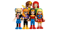 Mini-poupées DC Super Hero Girls