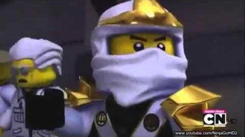 NinjaGo Season 2 Ep 26 Rise Of The Spinjitzu Master HD