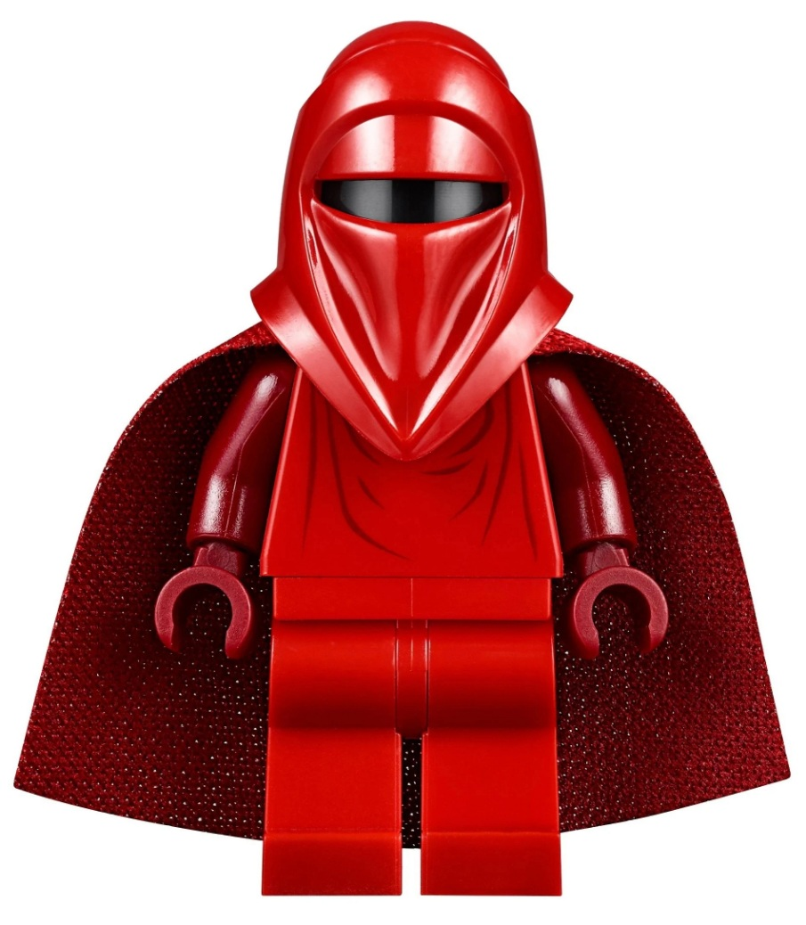 LEGO® STAR WARS™ Minifigure EMPEROR IMPERIAL ROYAL GUARD from set 75034