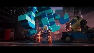 The LEGO Movie 2 BA 1-Mme Griffe-Poste