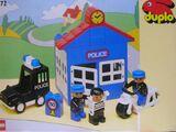 2672 Police Station