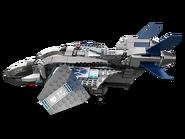 6869 Le combat aérien en Quinjet 5