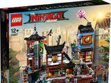 70657 Ninjago City Docks