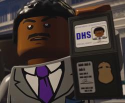 Agent Hawkins
