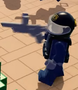 Dimensions Robo SWAT