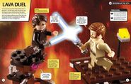 LEGO Star Wars in 100 Scenes page 94-95