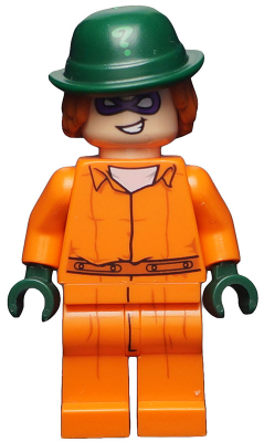 Riddler The LEGO Batman Movie