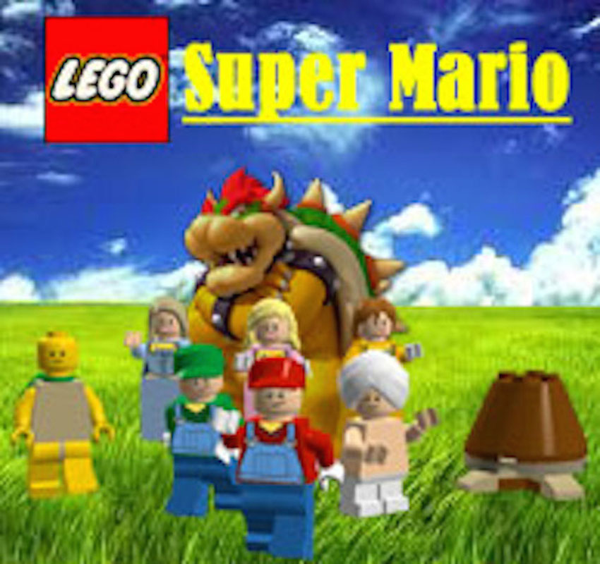 LEGO Super Mario Character Rosalina Custom minifigure