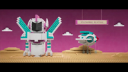 Sweet Mayhem - Ending Credits - Lego Movie 2