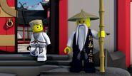 Zane et Sensei Wu-Les frères ennemis