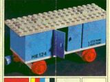 124 Goods Wagon