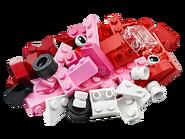 10707 Boîte de construction rouge 5