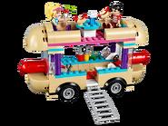 41129 La camionnette à hot-dogs du parc d'attractions 3