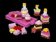 6785 Set de construction de gâteaux