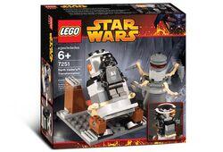 7251-2 Darth Vader Transformation