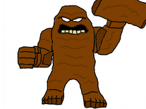 Clayface Hulky Custom