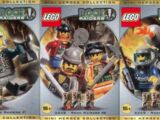 RRMinifigs Rock Raiders Minifig Packs 3-Pack