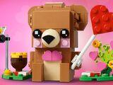 40379 L'ours de la Saint-Valentin