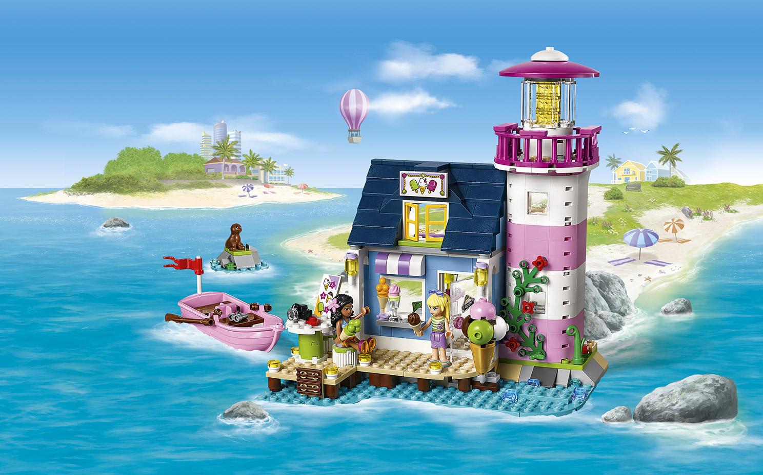 41094 Le phare de Heartlake City   Wiki LEGO   FANDOM powered by Wikia 46d19232c104