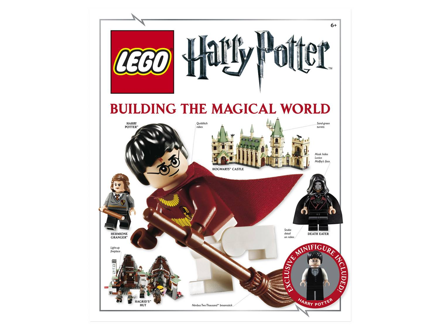 5000215 LEGO Harry Potter: Building the Magical World | Brickipedia ...