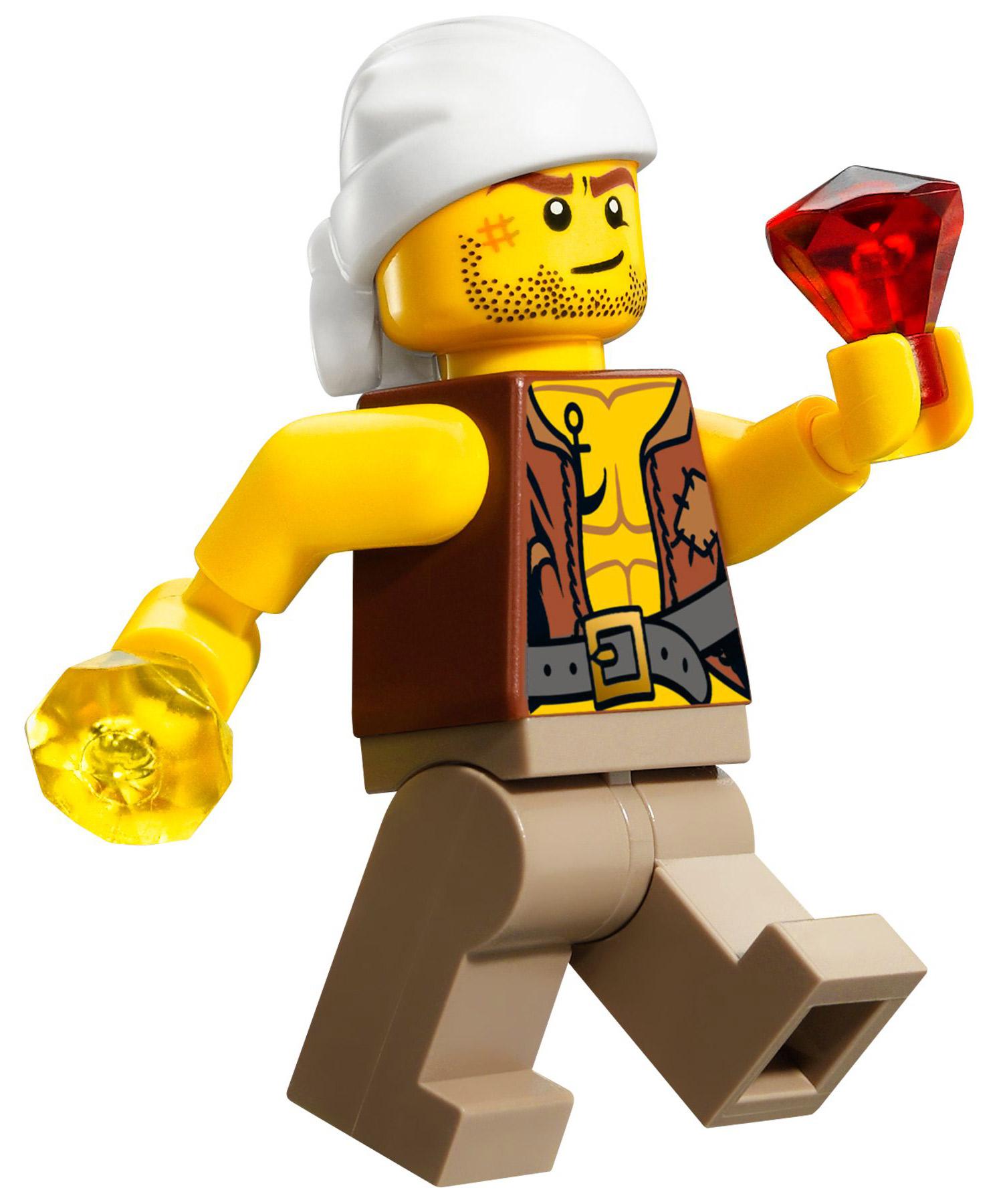 70409 piratejpg - Lego Pirate