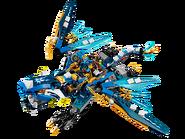 70602 Le dragon élémentaire de Jay 2
